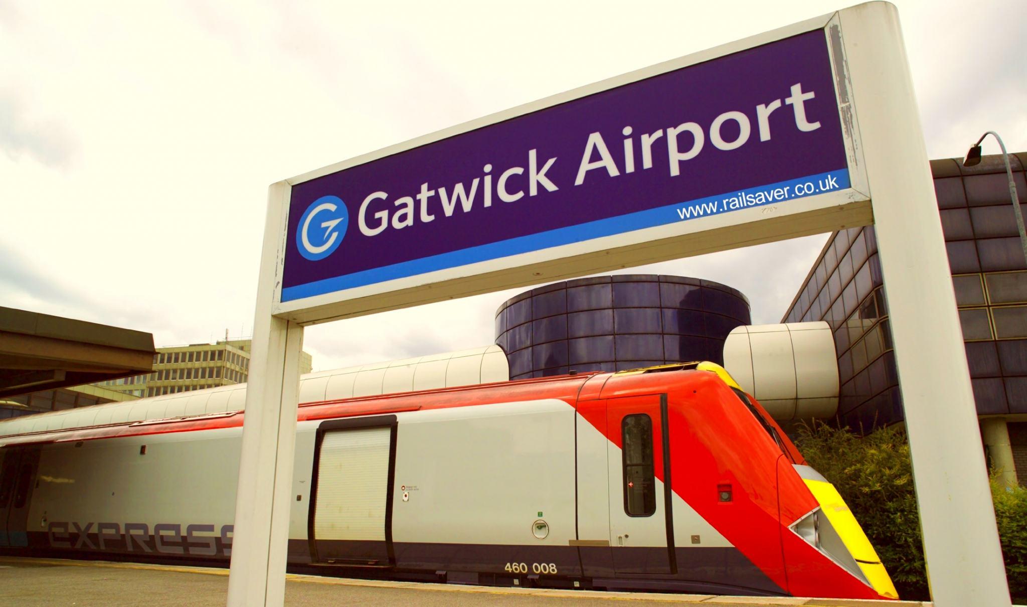 Gatwick station (1)